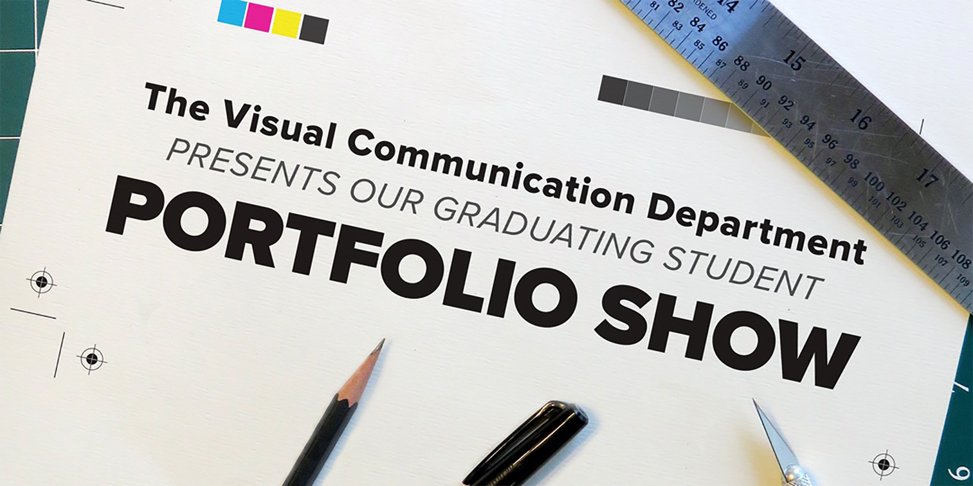 Acc Visual Communication Student Portfolio Show Aiga Austin
