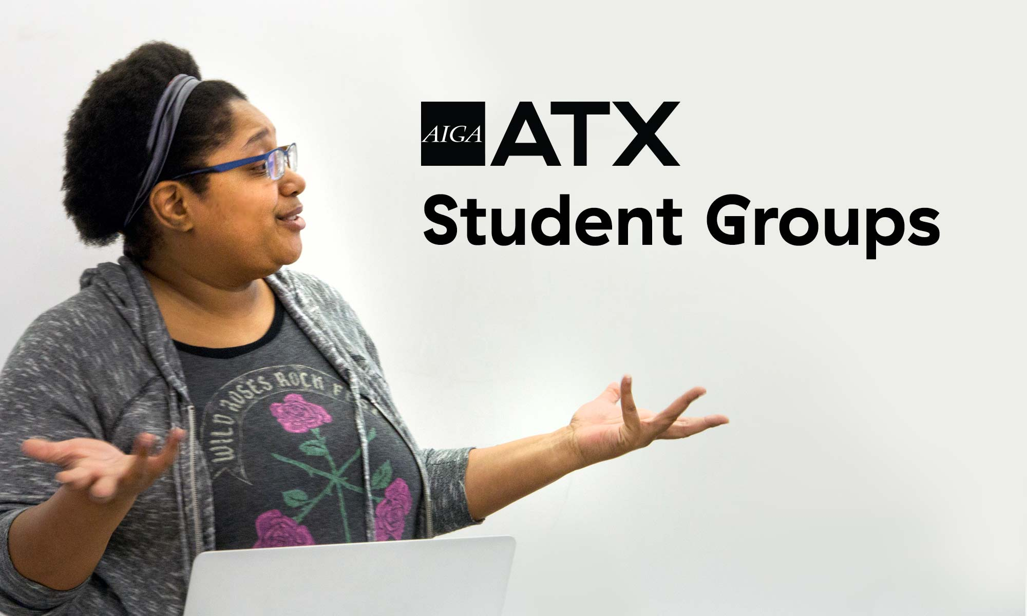 AIGA Austin Student Groups