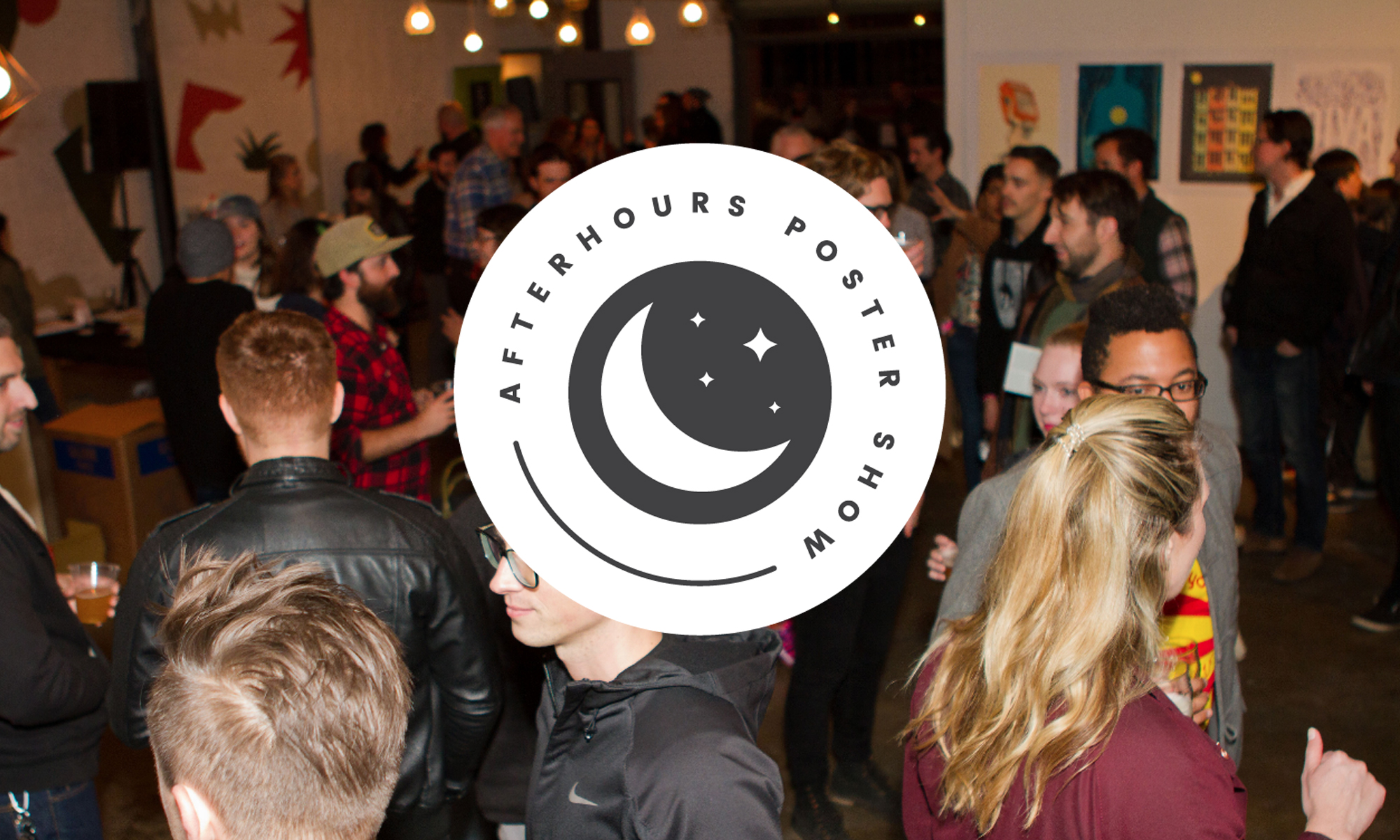 AIGA Austin AfterHours Poster Show